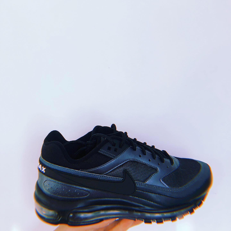 Nike Air Max 97BW Black Metallic Hematite – Kith